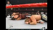 Booker T & Kane Vs. Chris Jericho Triple H