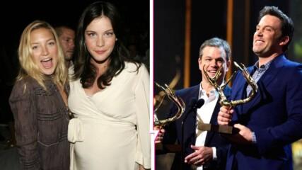 Въпреки парите, славата и лицемерието: Холивудските звезди, които са приятели от деца