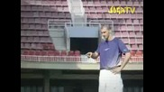 Роналдо vs Ибрахимович ! Реклама на Nike