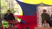Venezuela: Maduro pledges to recognise election results