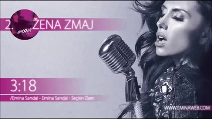 Emina Jahovic - Zena zmaj __ Metamorfoza 2014