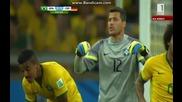 Мондиал 2014 - Бразилия 1:7 Германия - Какво се случи? Германия смаза,сдъвка и изплю Бразилия!