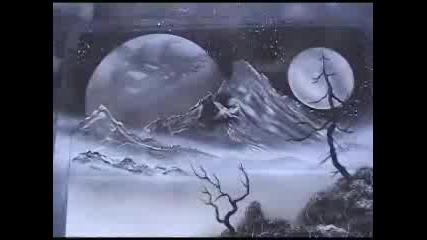 Spray Art 7