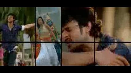 Bujjigadu - Love Me - Trisha, Prabhas mnogo qka pesen