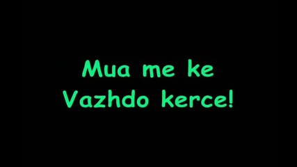 2011 Flori Mumajesi - Tallava Lyrics