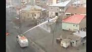 Гражданска война в Турция!