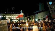 Хиляди протестираха срещу съдебната реформа в Полша