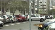 Vojin Cetkovic bahato parkira i lomi svojim dzipom