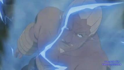Naruto Shippuden Amv - Sasuke Vs The 4 Каге (hd)
