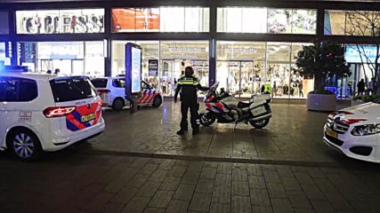 Netherlands: Emergency forces respond to stabbing incident in The Hague
