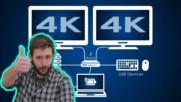 Бърза ТРАНСФОРМАЦИЯ: Лаптоп в ДЕСКТОП компютър