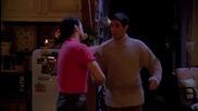Friends / Приятели - Сезон 1 Епизод 7 - Bg Audio - | Част 2/2 |