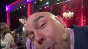 """Dancing Stars - Алфредо разказва за проекта """"Танцувай с нас"""" (24.04.2014г.)"""