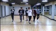 *mirrored* Bts - I Need U Dance Practice Ver.