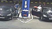 Кошмар на бензиностанция