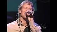 Backstreet Boys - I Want It That Way - Liv