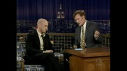 Ben Foster on Conan Obrien