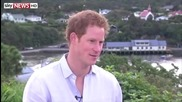 Prince Harry Says He Wants Kids of His Own