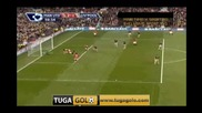Manchester Unoted vs liverpool Park goll