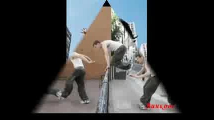 Parkour And Free Run - Всъщност