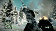 Battlefield Bad Company 2 Port Valdez Demo Gameplay Trailer [hd]