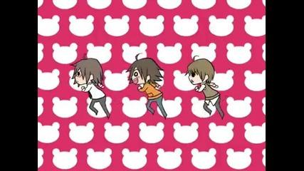 Junjou romantica kawaii dance (/*-*)/