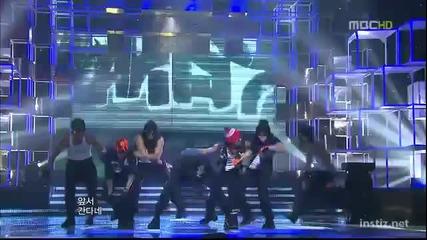 Rain Bi Hip song [live 2010]