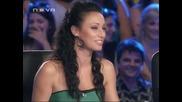 60 годишна баба пее фалшиво в X Factor България (голям смях)