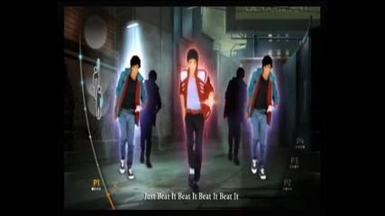 Michael Jackson Dance School - Beat It