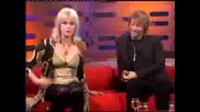 Jon Bon Jovi При Graham Norton (част3)