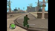 Gta : San Andreas Епизод 16 - Имаме магазин за оръжия