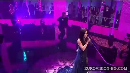 Словения на Евровизия 2011 - Maja Keuc - Vanilija ( Бг превод ) Eurovision 2011 Slovenia