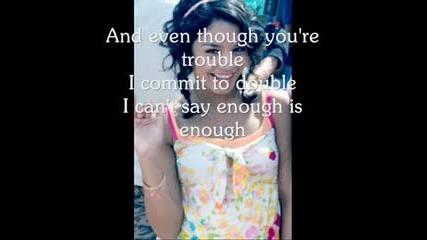 Vanessa Hudgens First Bad Habit Full (lyrics!).flv