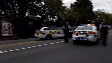New Zealand: Multiple casualties at Christchurch mosque as shooter still at large