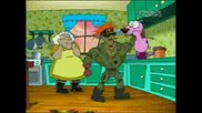 Courage the Cowardly Dog - Night of the Scarecrow