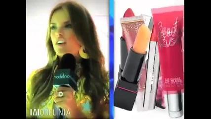 малинка.бг представя съветите за красота на Алесандра Амброзио