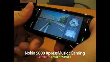 Игра На Нокиа 5800 Xpressmusic