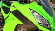 Kawasaki Ninja 300 Testride