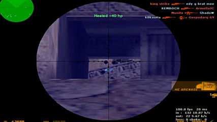 Awp play Counter-strike 1.6 k0kauha [cs-digital gaming]