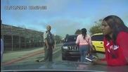 Жена направи опит да се измъкне от полицията