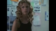 Buffy The Vampire Slayer - Buffy And Angel