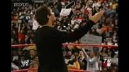 Шон Майкълс И Крис Джерико Спорят Кой Е По - Добър И Кой Е Направил Повече За Бизнеса 06.01.2003