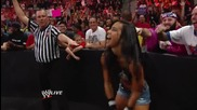 Aj makes a triumphant return - Raw Fallout - June 30, 2014