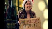 Train ft. Nora Karaivanova - Shake Up Christmas ( biggeorge Video Edit ) + [превод]