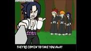 Sasuke Brokened