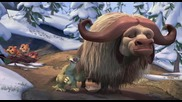 Мислех, че си женско бе ! ( С М Я Х ) - Ice Age 3