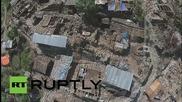 ООН доставя помощи за пострадалите в непалско селище