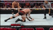 Cody Rhodes & Goldust vs. Randy Orton & Batista Raw, May 26, 2014