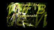 Nightcore - She Wolf