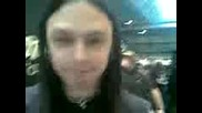 Matt Tuck say Hi